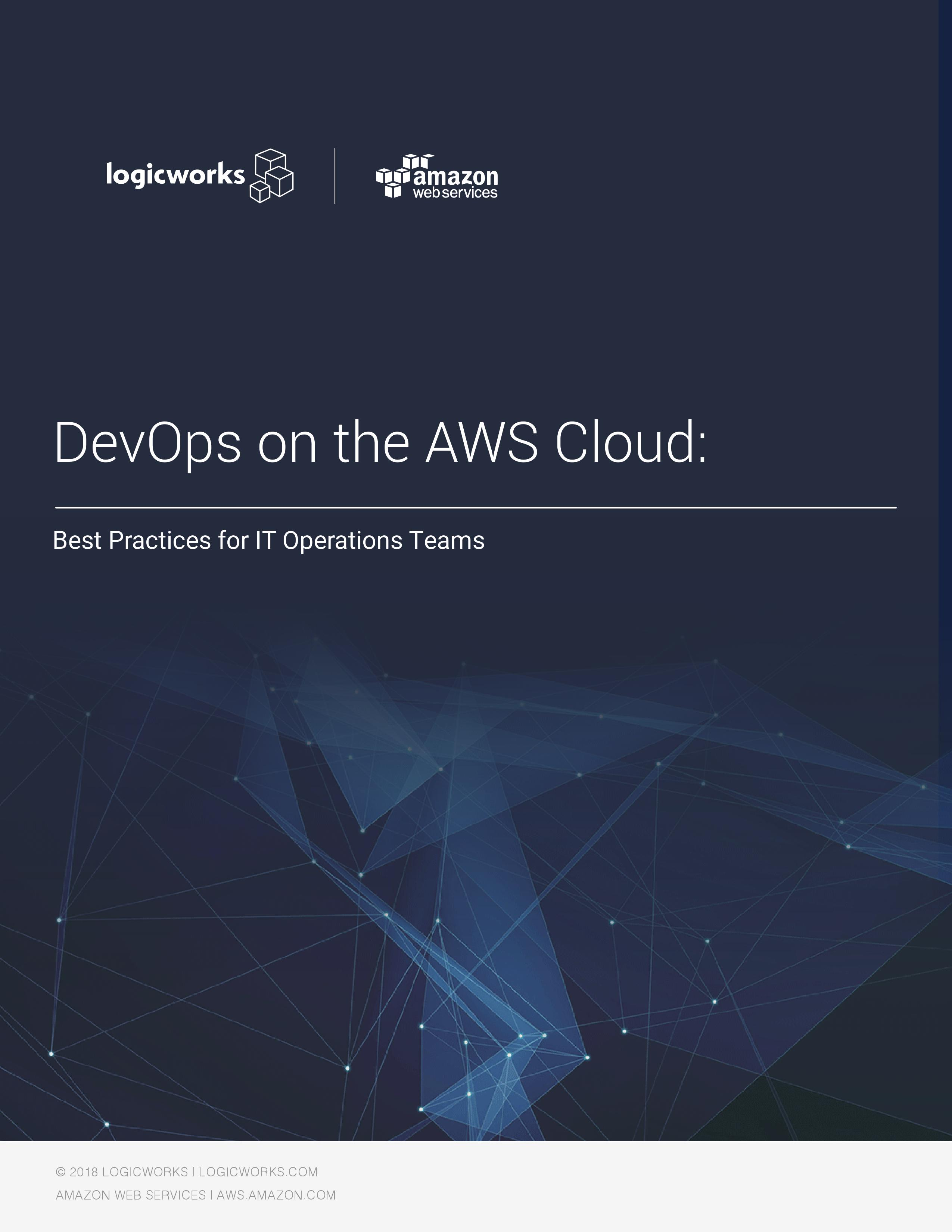 DevOps on the AWS Cloud eBook cover.jpg