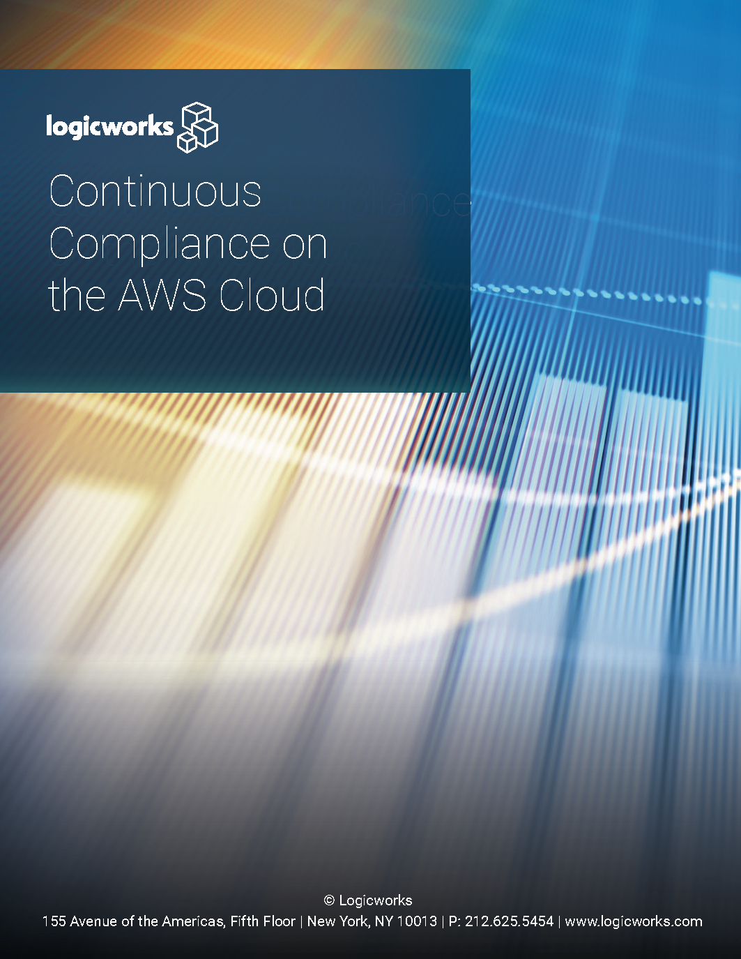 Logicworks eBook - Continuous Compliance on AWS
