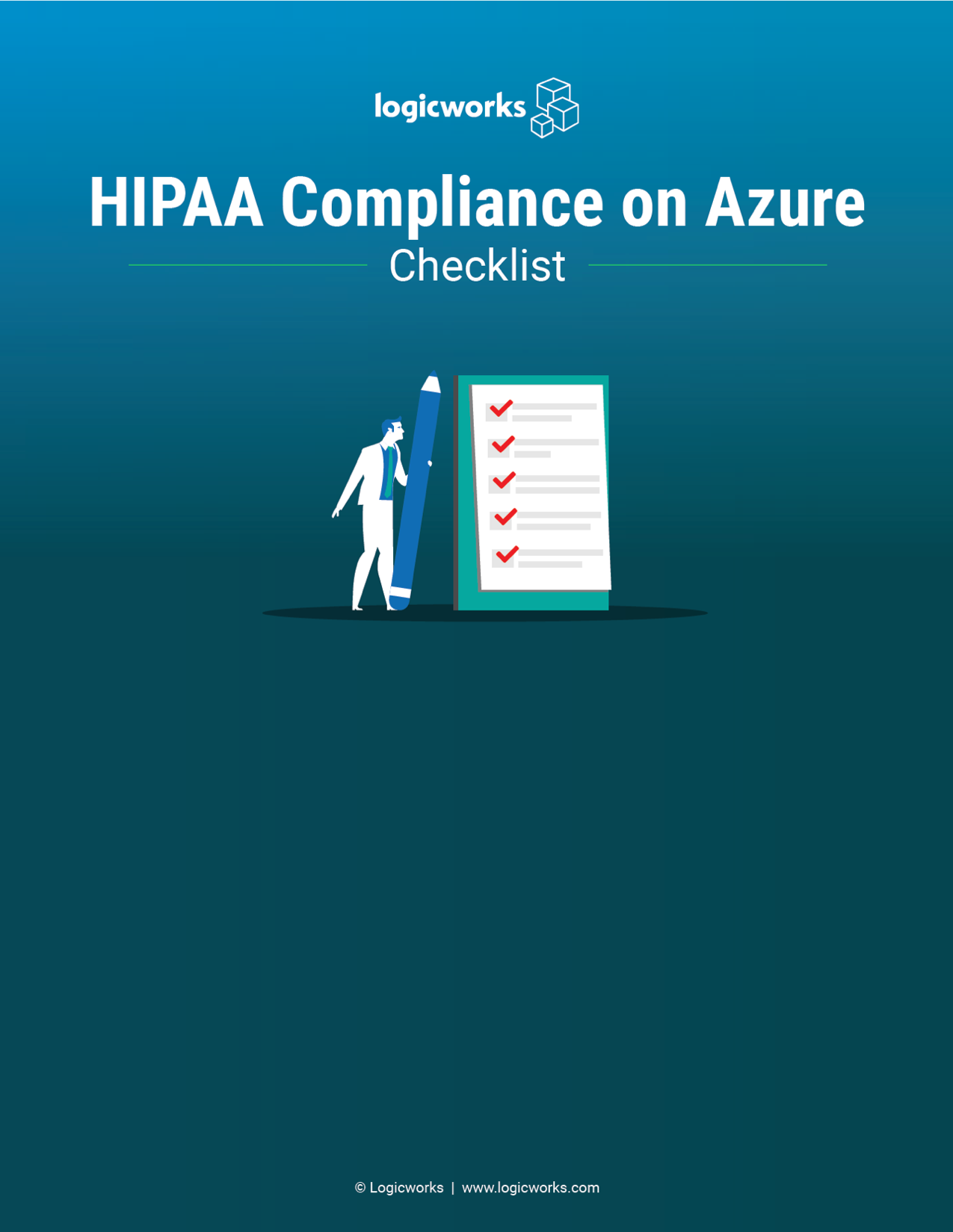 HIPAA Compliance on Azure (Cover)